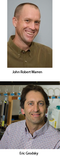 Profiles of John Robert Warren and Eric Grodsky