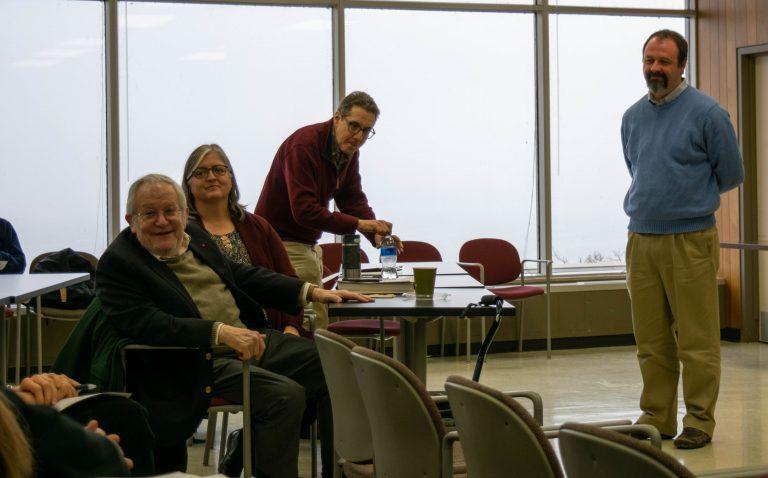 CDHA group at a workshop.